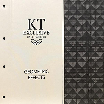 "Каталог обоев ""Geometric Effects"""