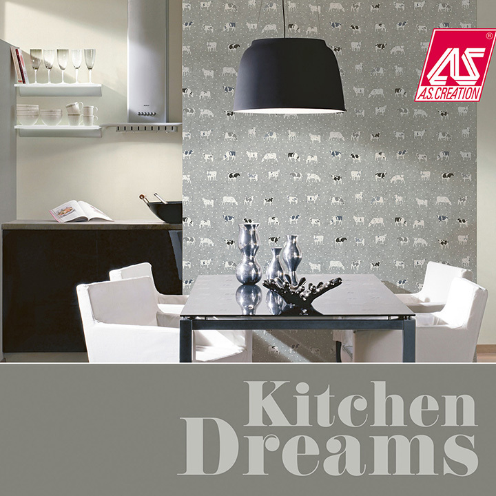 "Каталог обоев ""Kitchen Dreams"""