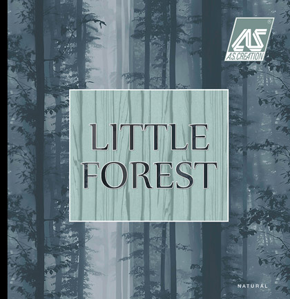 "Каталог обоев ""Little Forest"""