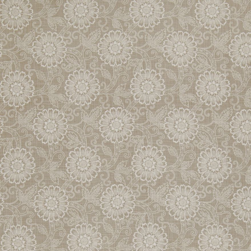 На фото Fabricut French general Tournesal Bisque Fabric