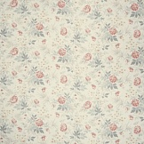"Обои ""Florette Rose Fabric French General"""